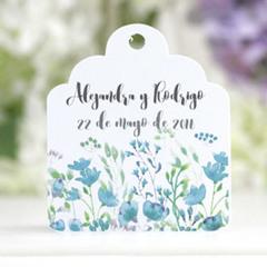 Etiqueta boda 15
