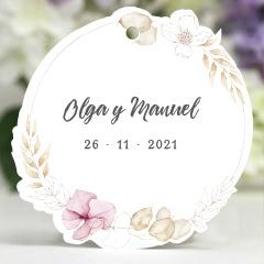 Etiqueta boda 20