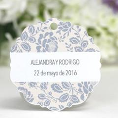 Etiqueta boda 25