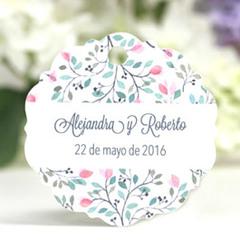Etiqueta boda 35