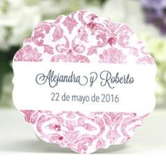 Etiqueta boda 45