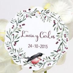 Etiqueta boda 12