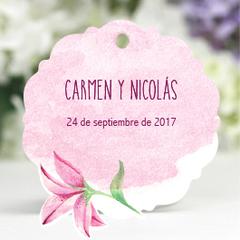 Etiqueta boda 14
