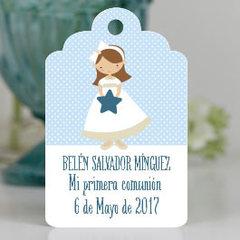 Etiqueta comunion21