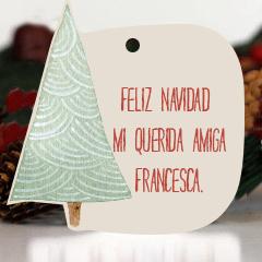Etiqueta navidad 4