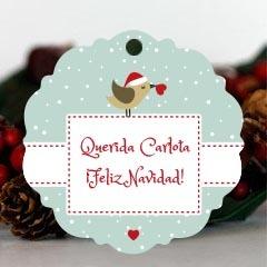 Etiqueta navidad 2