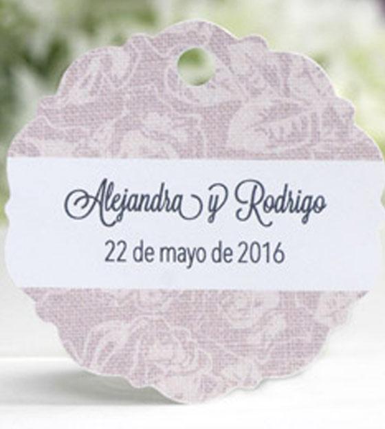 Etiqueta boda 65