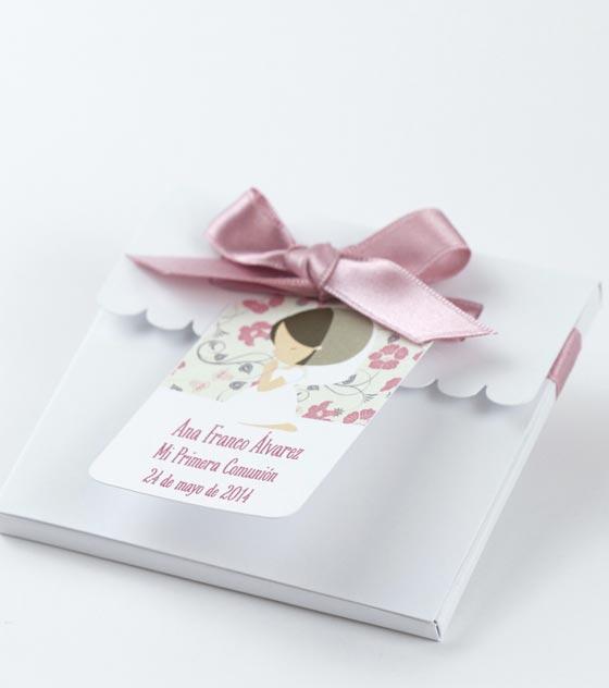 Caja regalo comunion