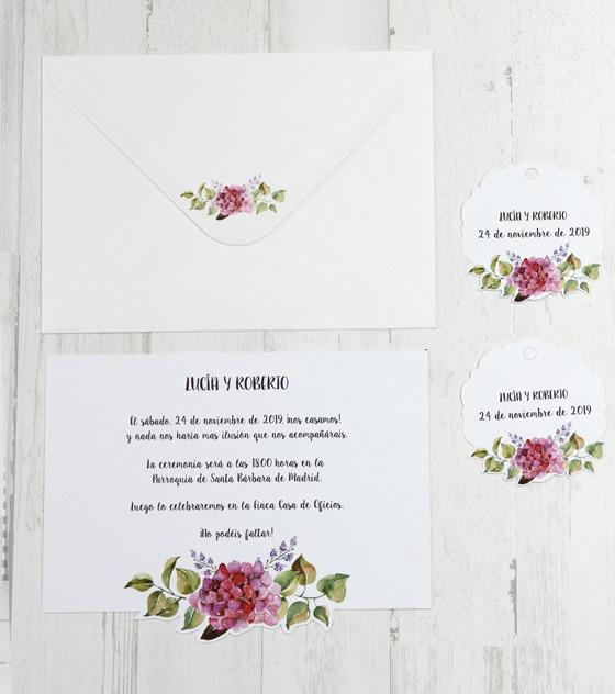 Invitacion boda 2