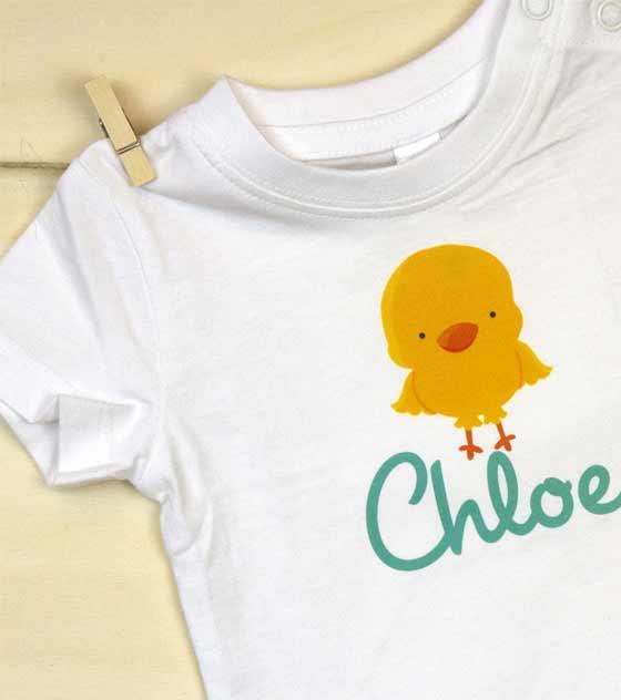 Camiseta personalizada 1
