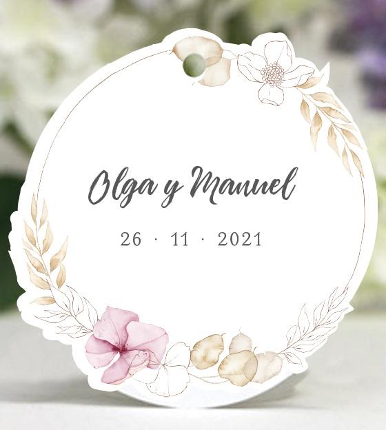 Etiqueta boda 11
