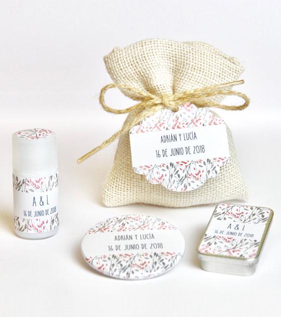 Cosmetica detalle boda