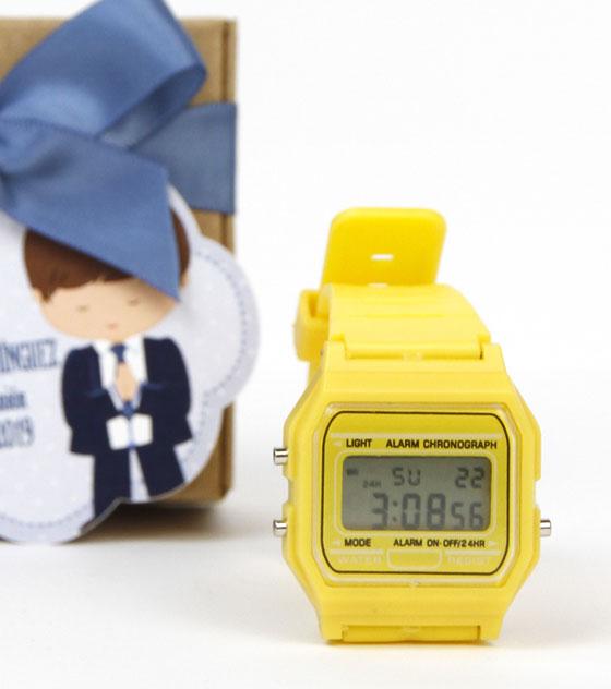 Reloj recuerdo comunion2