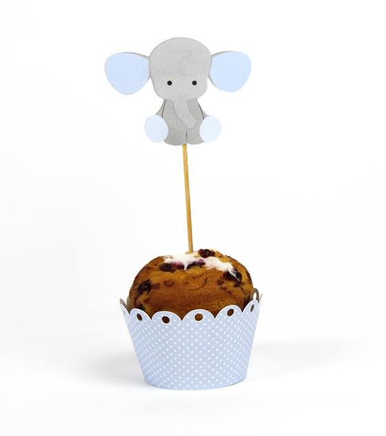 Topper elefante