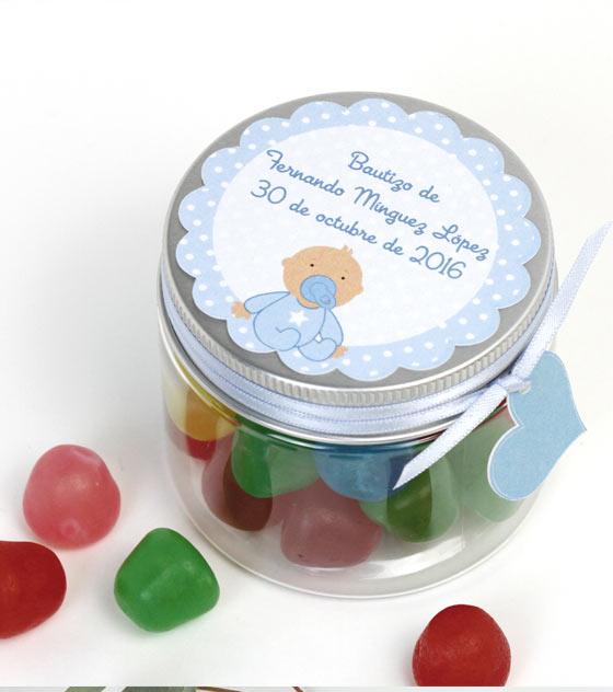 Caramelos recuerdo bautizo