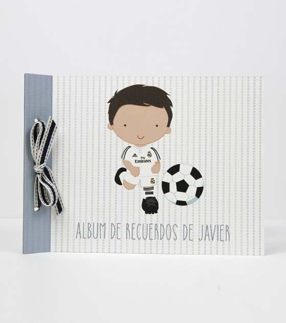 Album recuerdos futbol