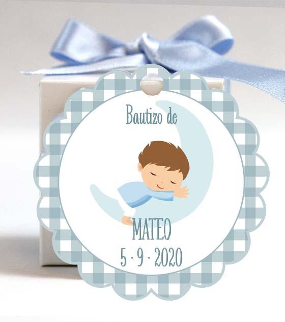 Etiqueta bautizo 34