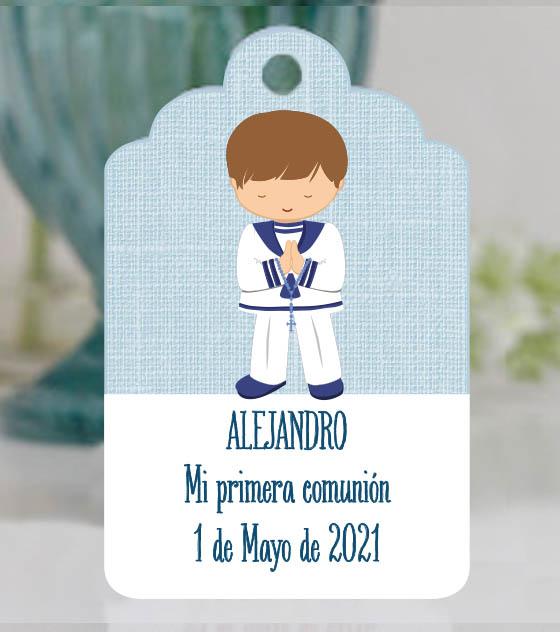 Etiqueta comunion120