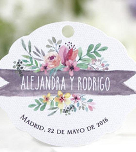 Etiqueta boda 1