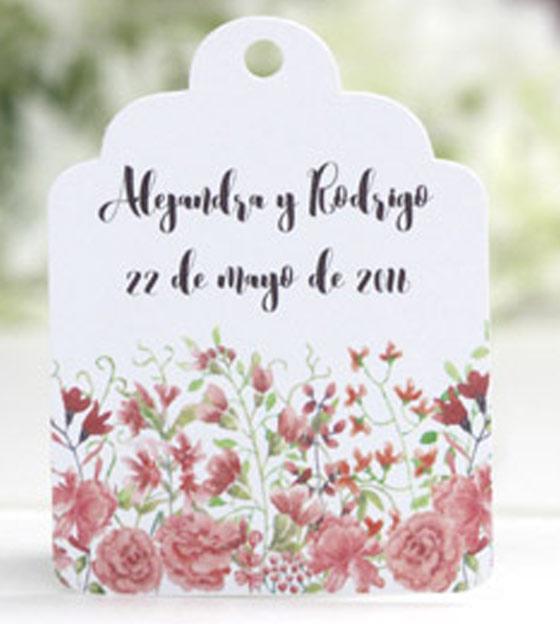 Etiqueta boda 55