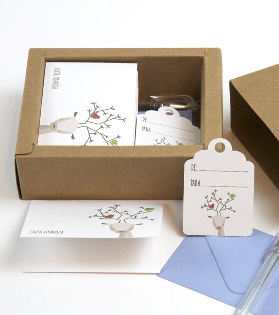 Tarjeta agradecimiento caja3