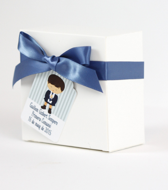Cja cuadrada regalo