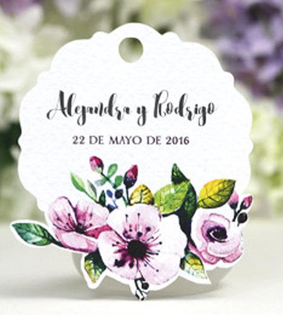 Etiqueta boda 30
