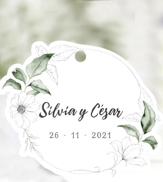 Etiqueta boda 40